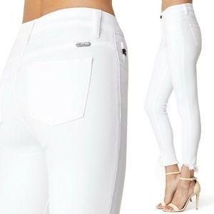 KanCan Jeans - NWT KanCan Jeans Anna White Ankle Skinny